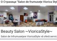 Salon de frumusete Viorica Style