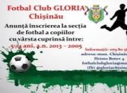 Clubul de Fotbal pentru Copii GLORIA
