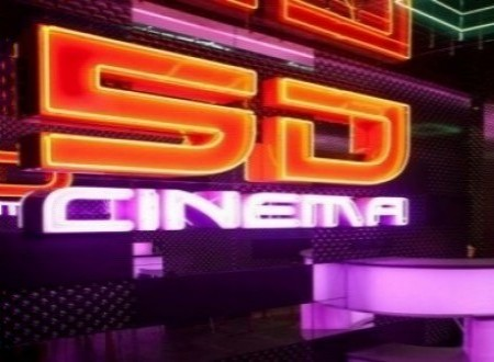Adrenalina si distractie la 5d cinema ia ti voucherul for 5d cafe