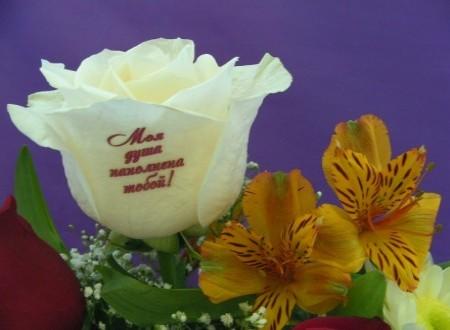 Открытка цветы для юли, гифки